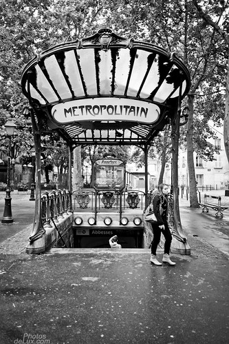 Paris Street Photography No.4 - Fuji X-Pro 1
