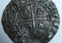 Short Cross Penny found at Bamburgh
