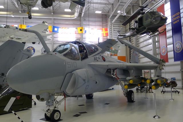 Grumman A-6E Intruder (G-128)