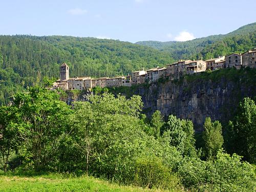 Castellfollit de la Roca, Garrotxa