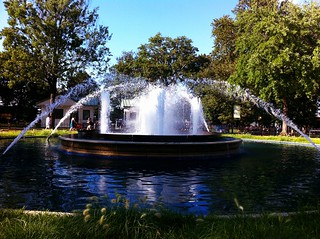 Franklin Square Fountain