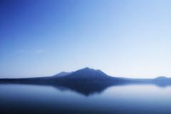 [フリー画像素材] 自然風景, 山, 河川・湖, 風景 - 日本, 青色・ブルー ID:201207011200