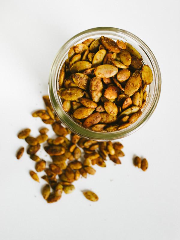 Spiced Pepitas