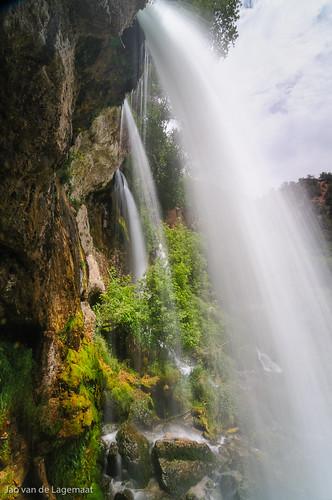 trees usa water river landscape waterfall colorado soft unitedstates rifle northamerica riflefallsstatepark
