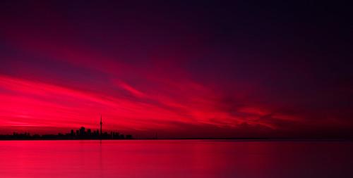 ontario canada sunrise canon eos downtown 7d lakeshore lakeontario lakeshoreblvd torontoskyline torontosunrise canon7d lakeshorevillage