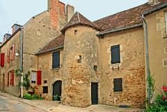 Saint-Benoît-du-Sault. (Indre)