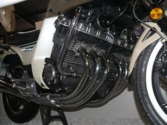 Honda CBX 1000 engine