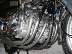 Benelli 750 Sei 1976 engine2
