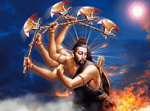 Parashurama Gayatri Mantra