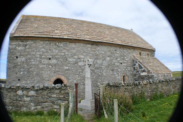 St.Moluag's Church, Lewis