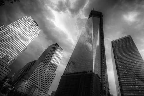 Reconstructing One World Trade Center