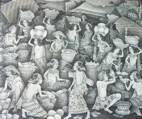 Bali-Villages d'artisans-Batuan (6)