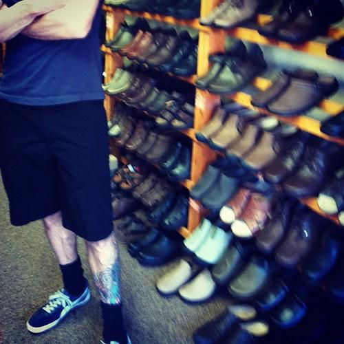 More Shoe Shopping