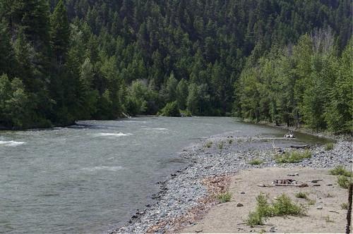 river biking hdr kvr tulameen princetonbc