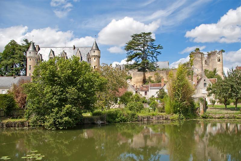 Montrésor (Indre-et-Loire).