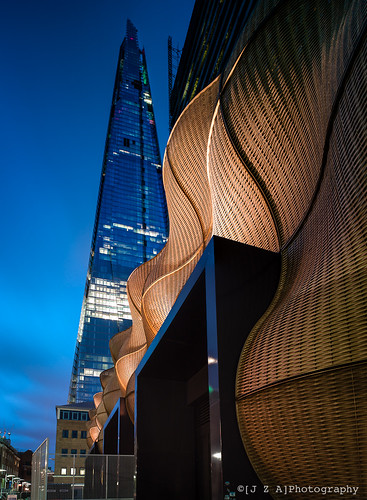 Guys Approach & The Shard