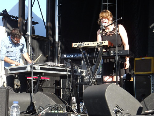 Fevers at Ottawa Bluesfest 2012