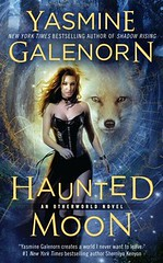 January 29th 2013 by Jove            Haunted Moon (Sisters of the Moon #13) by Yasmine Galenorn