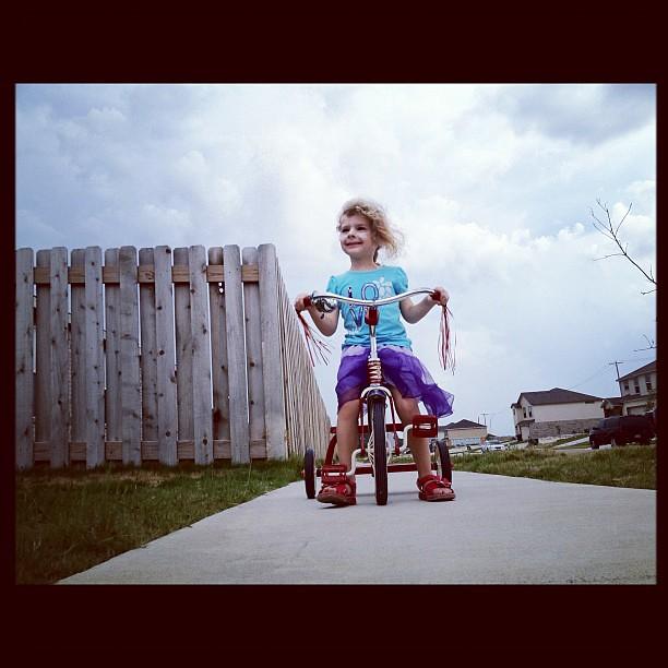 Ride Ruby Ride!