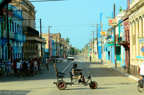 Bicycle scenes from Cuba by Josh Townsley--17
