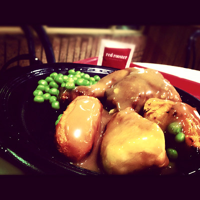 Red Rooster: Classic Roast Quarter Chicken