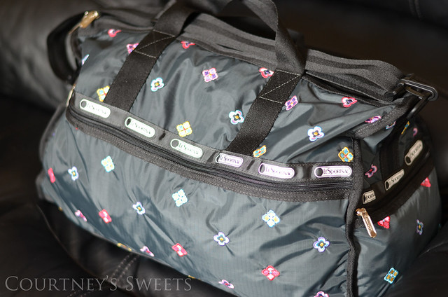 LeSportsac Large Weekender Review