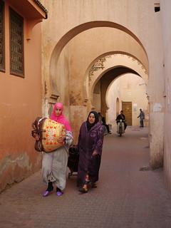 Marrakech Market, Morocco