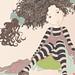 doll, detalhe by Cecília Murgel Drawings