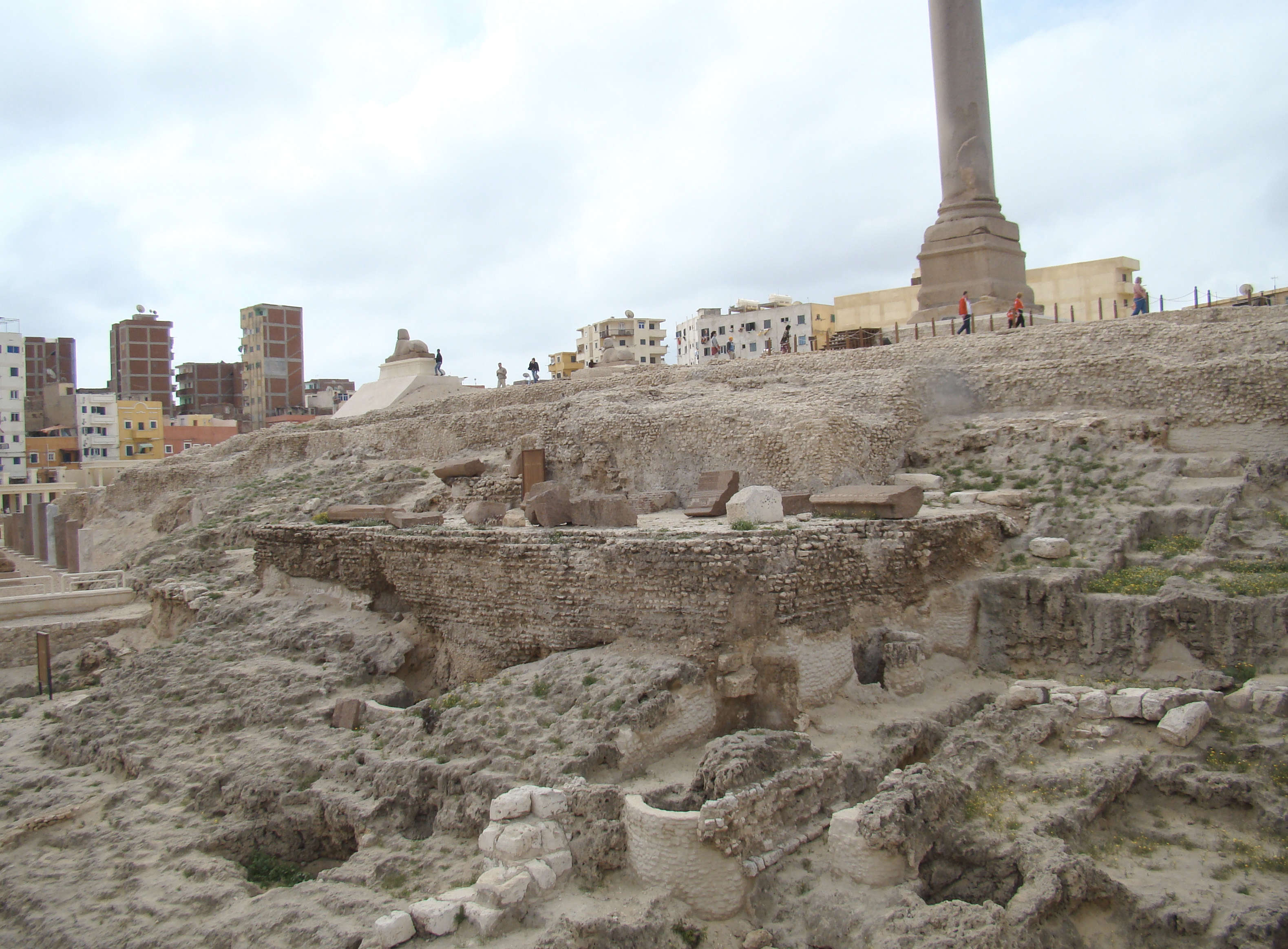 The Serapeum Of Alexandria X Awib Isaw The Serapeum Of Flickr Photo Sharing