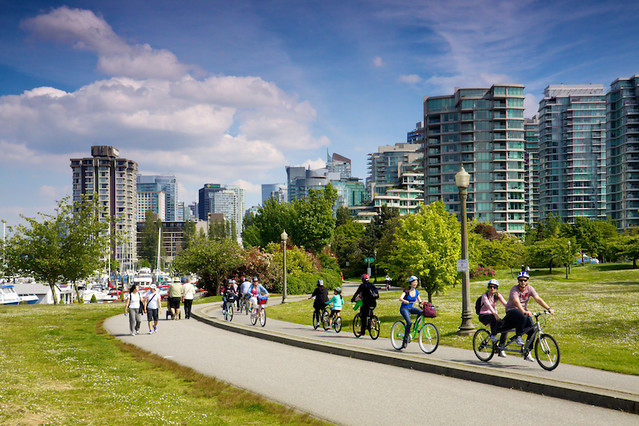 Today in Vancouver: Parks and Recreation