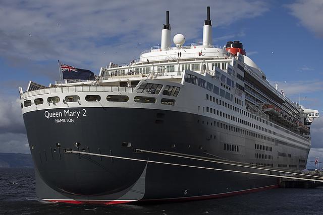 RMS Queen Mary 2 | Explore Jens Erik Widén's photos on ...