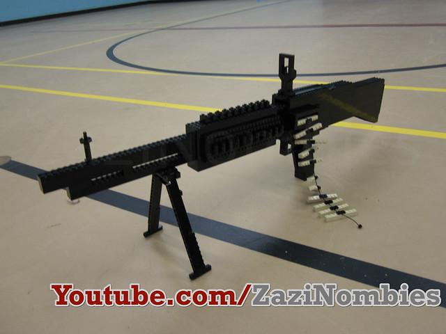Lego M60 Light Machine...