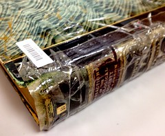 Taped binding