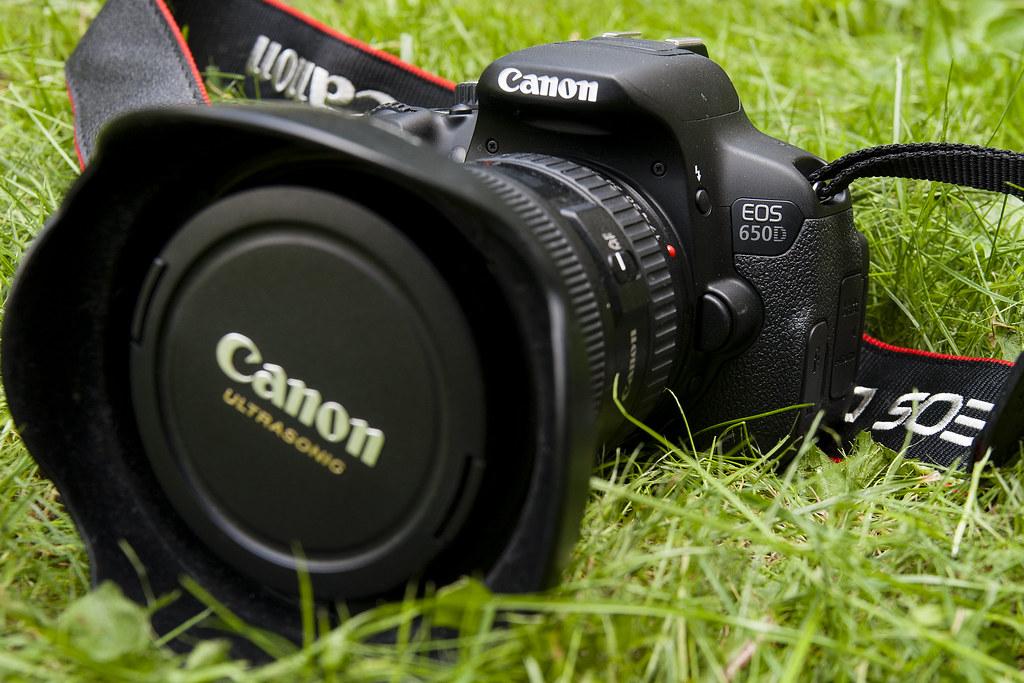 Canon 650D - Canon T4i