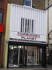 Picture of Forbidden Planet, 43 Church Street