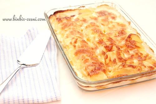 kremalı patates graten by saliha.erozan_binbirçeşni