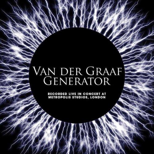 Van Der Graaf Generator Metropolis