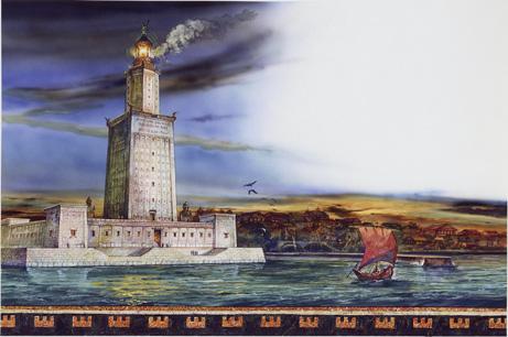 Lighthouse of Alexandria12