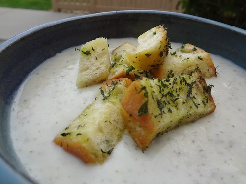 2012.07_cold garlicky potato soup
