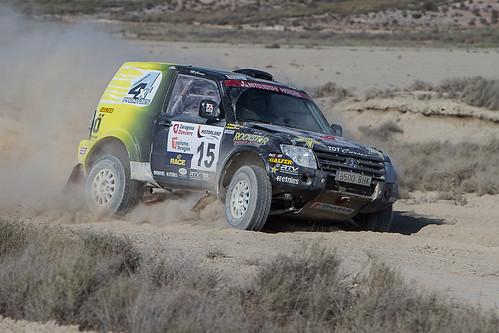 Mitsubishi Montero de Francesc Termens y Albert Casabona