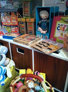 Toys, Toys, Toys! at eggy shop