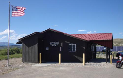 Post Office 82922 (Bondurant, Wyoming)
