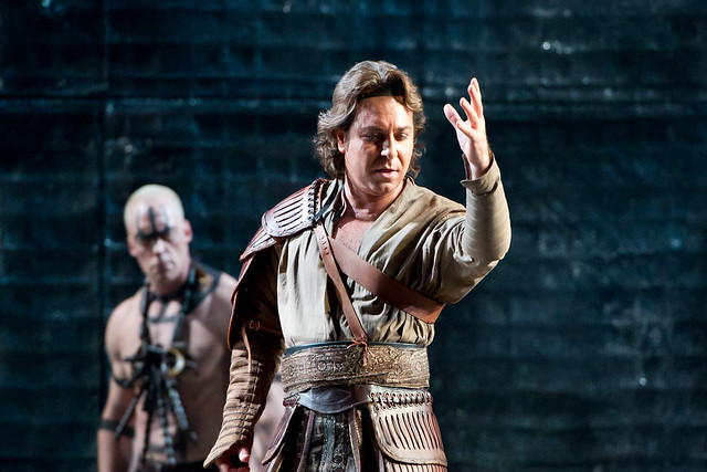 Roberto Alagna as Radames in Aida. © ROH/Bill Cooper 2011
