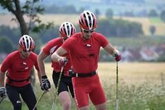 Dálkoví běžci najížděli kilometry na Vysočině