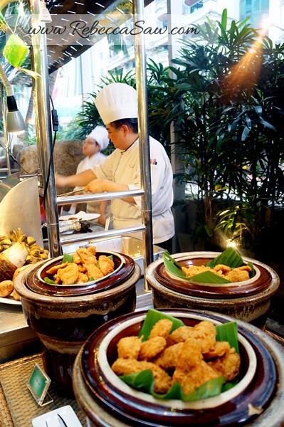 Ramdhan Buffet- Intercontinental Hotel 2012-005