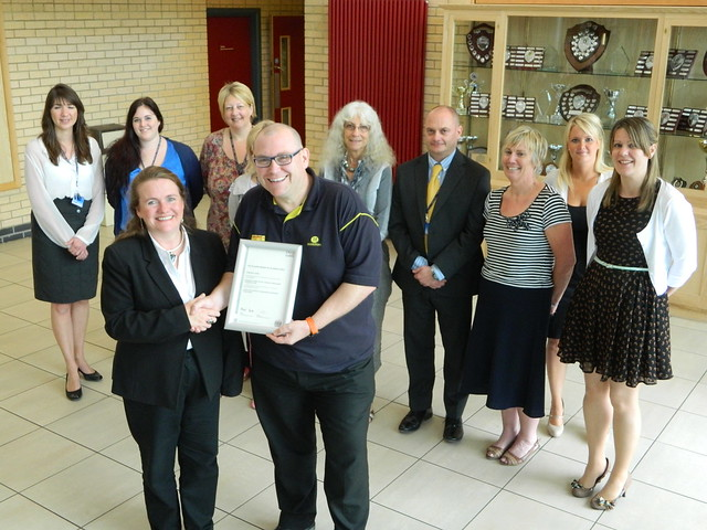 Another Medal For Excellence For Bridgwater College