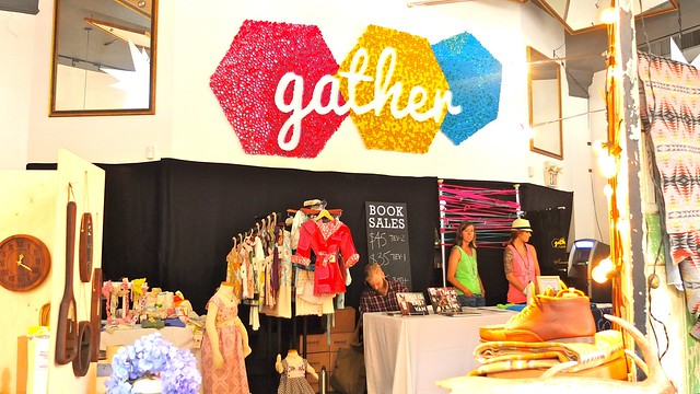 Gather Pop Up Shop | 1 West Cordova, Gastown