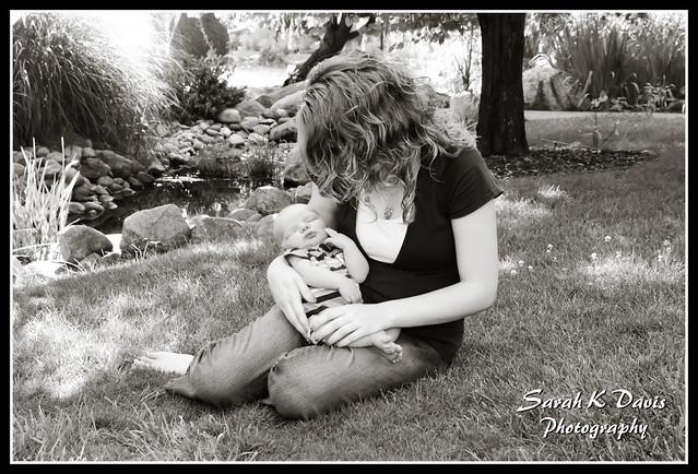 Elias & Mommy