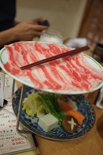 2012夏日大作戰 - 鹿児島 - かごしま黒豚。六白亭 (10)