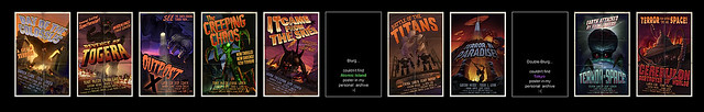 Level_PostWar of the Monsters for PS3 (PSN) - level posters